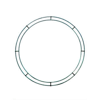 Double Flat Wreath Wire Forming