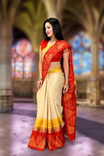 Fancy tradational silk
