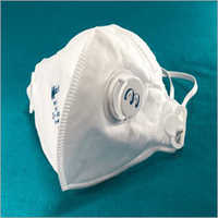 FFP1 And KS 2 Disposable Particulate Respirator With Exhalation Valve Mask