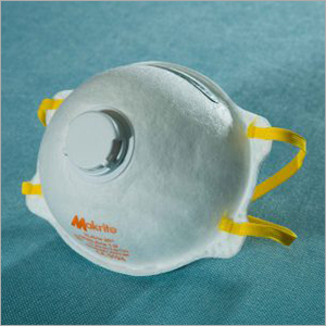 FFP2 And KS1 Disposable Particulate Respirator With Exhalation Valve Mask