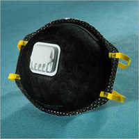 N95 Particulate Respirator With Exhalation Valve Face Mask