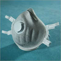 N95 Particulate Respirator With Exhalation Valve Mask