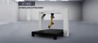 3D Fiber Laser Cutting Robot