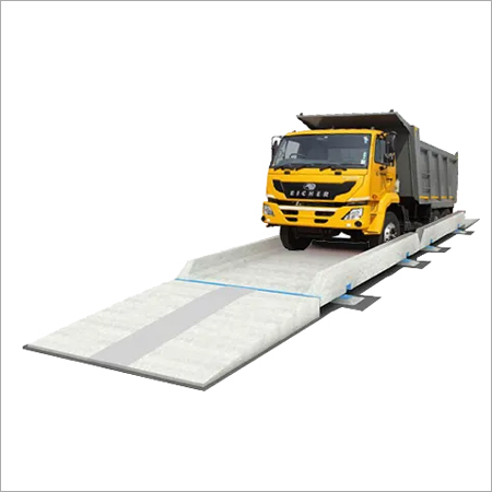 Truck Weigh Bridge
