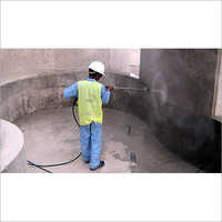 Water Tank Crystalline Waterproofing Service