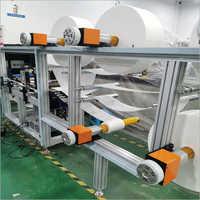 KN95 Folding Mask Machine