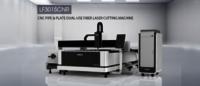 LF3015CNR Pipe and Plate Dual-Use Fiber Laser Cutting Machine