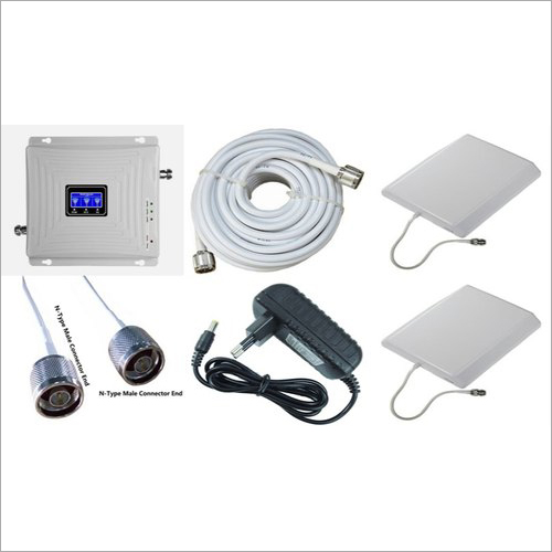 Mobile Signal Booster System