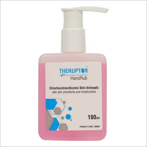 100 ml Hand Rub Sanitizer