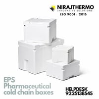 Thermocol Fruit Boxes