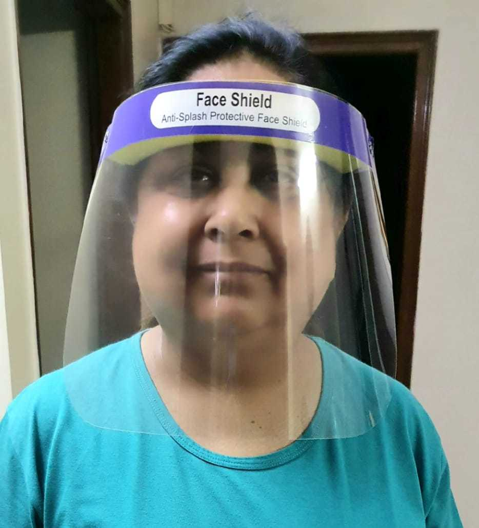 Rege Face shield