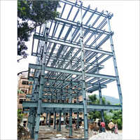 PEB Multi Floor Structural Shed