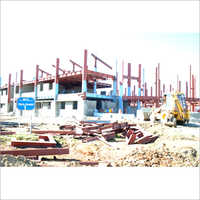 PEB Steel and Civil Structural Building