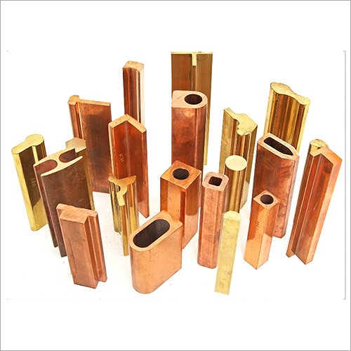 Copper Section And Profiles