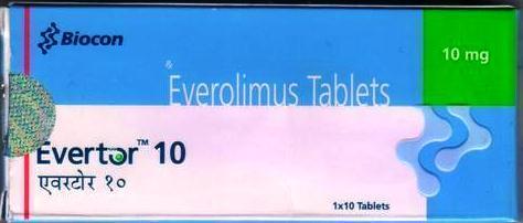 Evertor 10mg