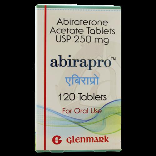 Abirapro 250 Mg Tablets