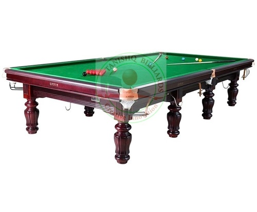 official snooker table