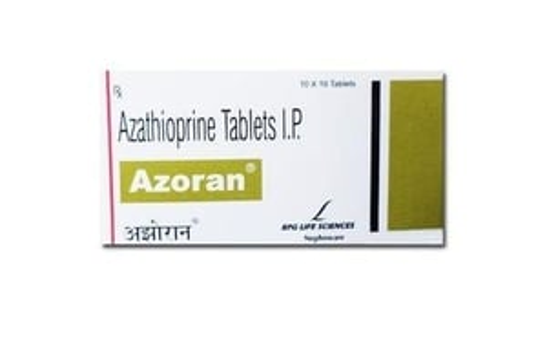 Azoran 50 Mg Tablet
