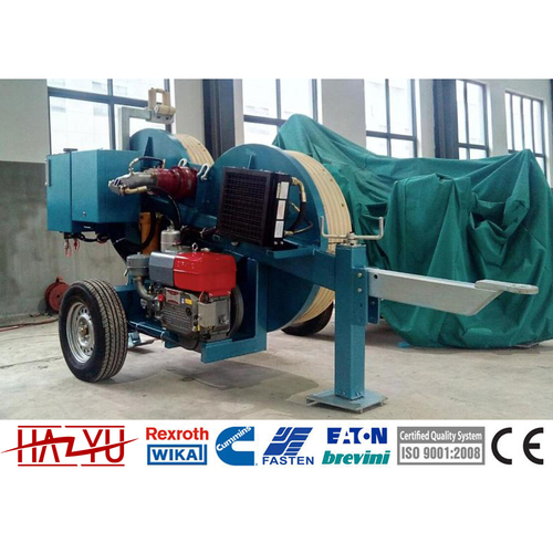 TY1x30D Hydraulic Tensioner With Diesel Engine