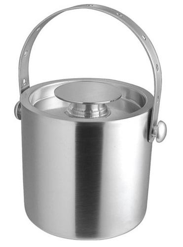 Ice Bucket SS Double Wall Premium - 16 x 18 [ht] cm