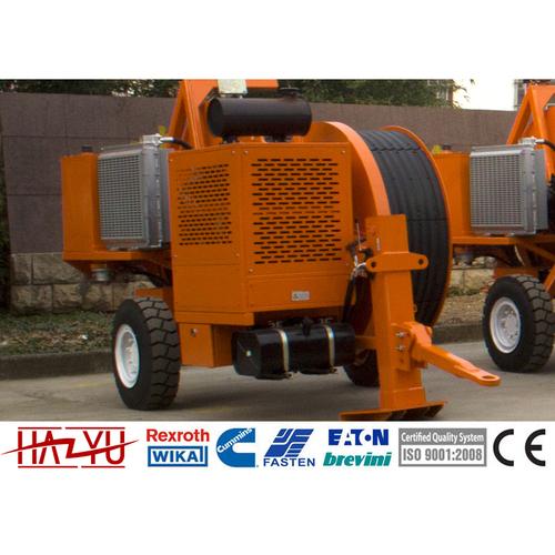 TY1x50 50kN Power Transmission Line Machine Hydraulic Tensioner Cummins Engine