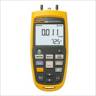 Digital Display Air Flow Meter