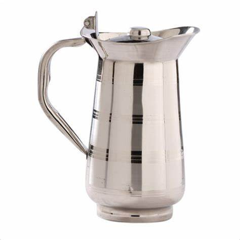 SS 1750ml Water Jug with Lid