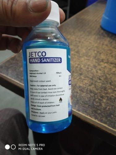 Jetco Hand Sanitizer