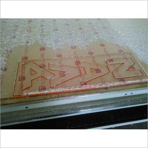 Acrylic CNC Profile Cutting Service