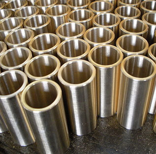 Bronze Hollow Rods & Tubes