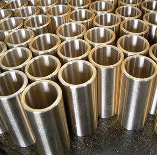 C60800 Aluminum Bronze Hollow Rods