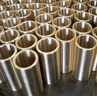 C60800 Aluminum Bronze Hollow Rods