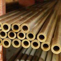 C51000 Phosphorus Bronze Hollow Rods