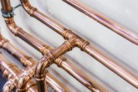 Copper Plumbing Tubes & Pipes