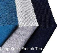 Spun Loop Knit