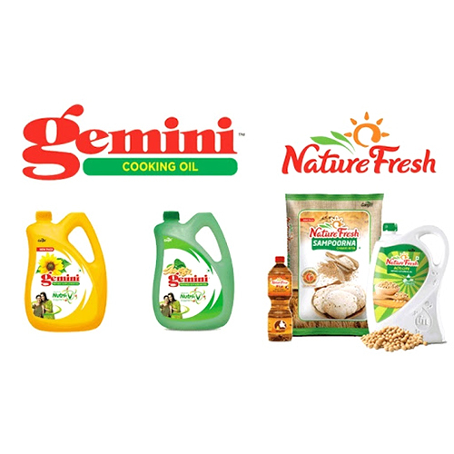 Gemini Cooking Oil