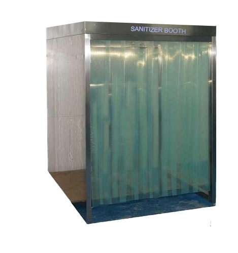 Sanitization Booth