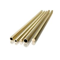 C67300 High Tensile Brass Hollow Rods & Tubes