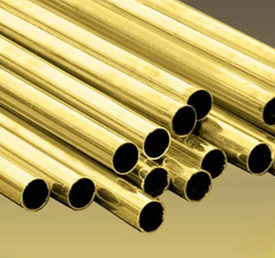 C67600 High Tensile Brass Hollow Rods & Tubes