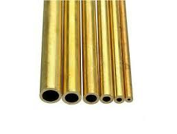 C67400 High Tensile Brass Hollow Rods & Tubes