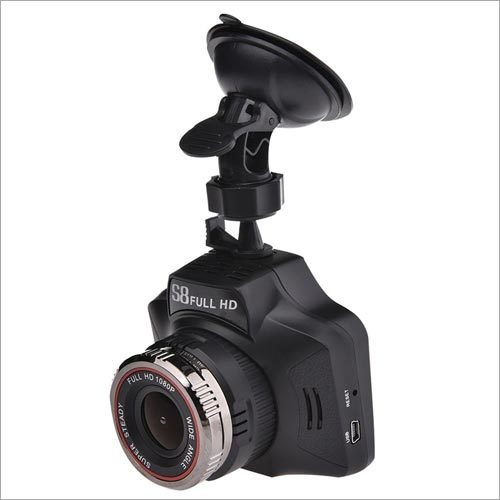 S8 2-In-1 Anti Radar Detection Devices Detectors Laser Car DVR GPS Camera