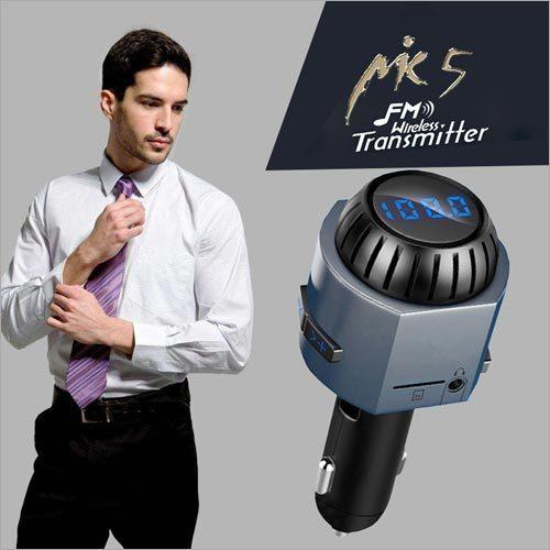 MK5 Bluetooth Car Kit MP3 Player FM Transmitter hands-free Car kit
