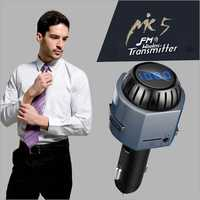 MK5 Bluetooth Car Kit MP3 Player FM Transmitter hands-free Car kit