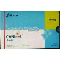 Canmab 150mg Injection (Trastuzumab (150mg) - Biocon)