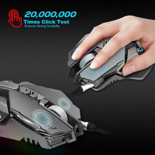 X300GY Mechanical Macros Define the game mouse