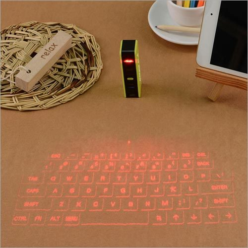 KB320 New Projection Keyboard Wireless Bluetooth Virtual Projector Keyboard