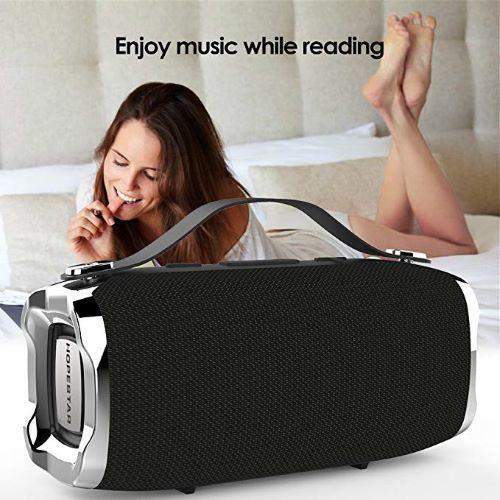 H36 Portable Bluetooth Speaker Dual Units IPX6 Waterproof