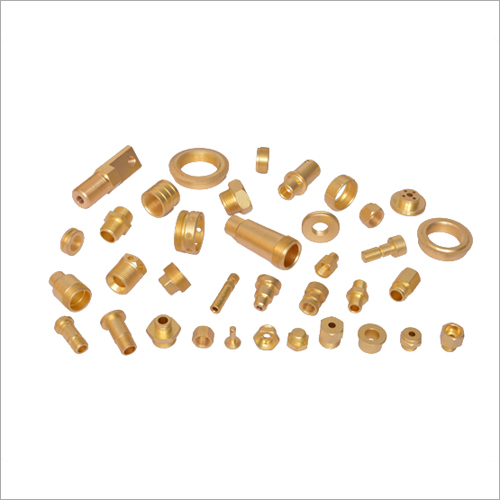 Brass Turning Components Fitting