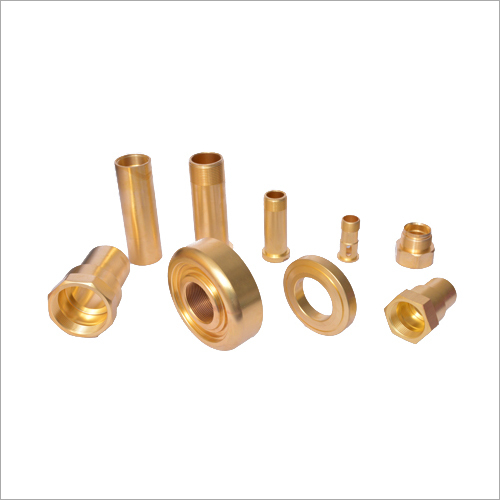 Brass CNC Fittings