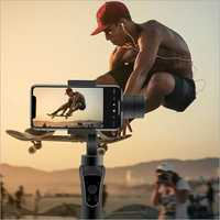 High Quality S5 3-Axis Handheld Bluetooth Gimbal Stabilizer For Smartphones
